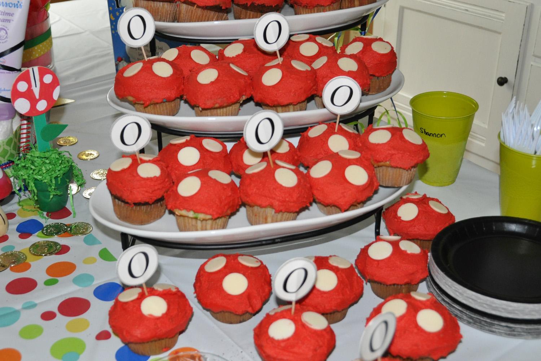 Super Mario Super Baby Shower Shannon Oneil