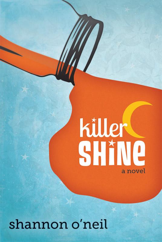 Killer Shine Southern Fiction Book