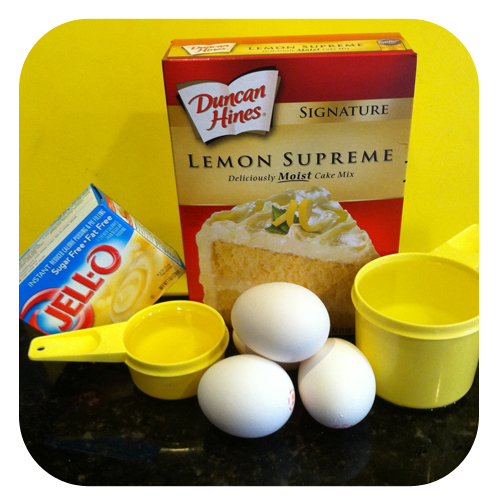 Lemon Pound Cake Recipes With Cake Mix
