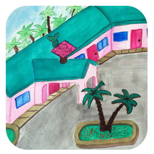 The Pink Mermaid Motel