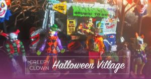Halloween Village DIY Tips