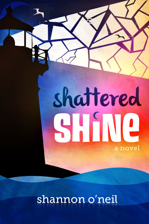 Shattered Shine Southern Fiction Novel