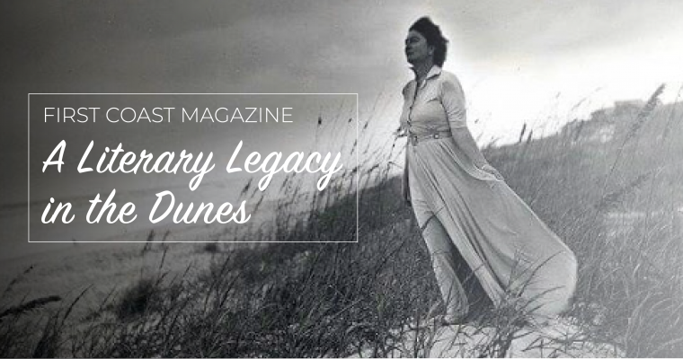 Marjorie Kinnan Rawlings: A Literary Legacy in the Dunes