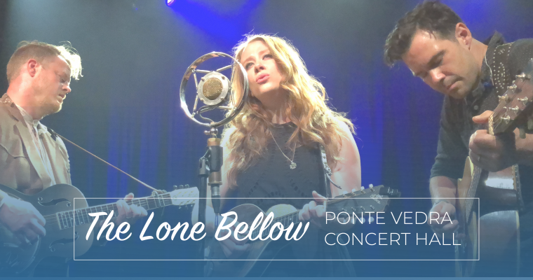 'Til the Southern Wind Puts Me Six Feet Down (The Lone Bellow, Show #5)