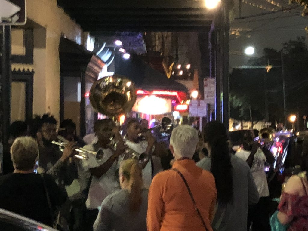 Frenchman Street New Orleans