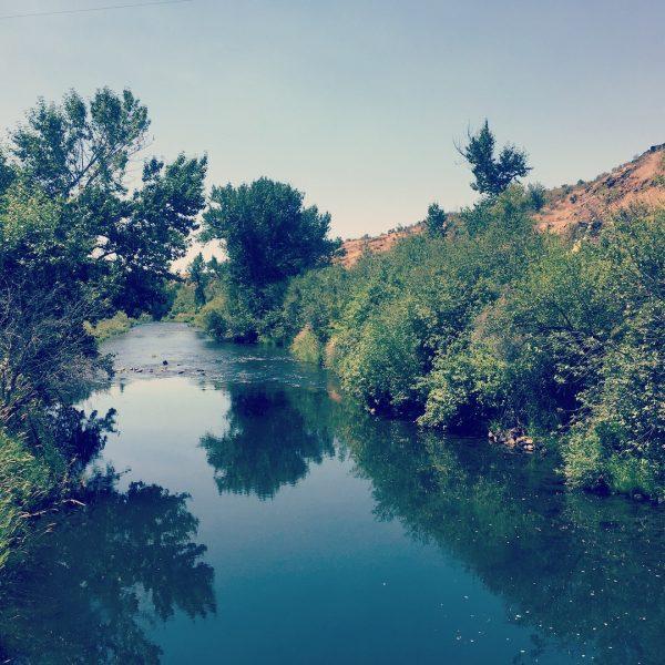 Idaho Swimming Hole