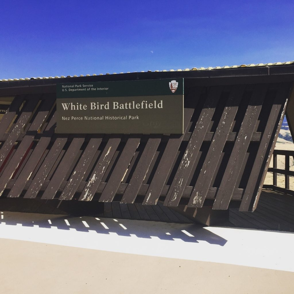 White Bird Battlefield Idaho