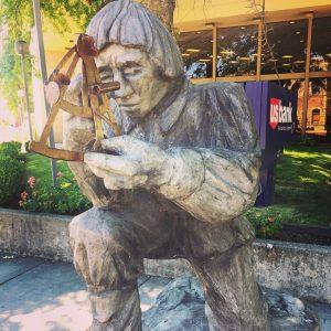 Sandpoint Idaho Statue