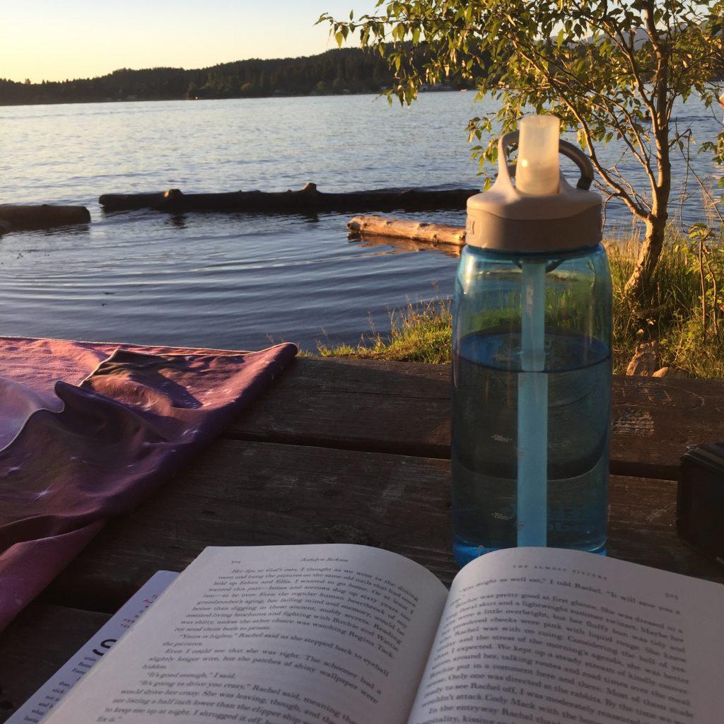 Flathead Lake Reading