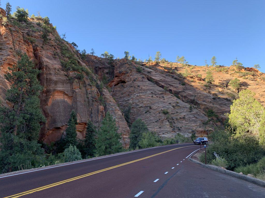 Zion - Mount Carmel Highway