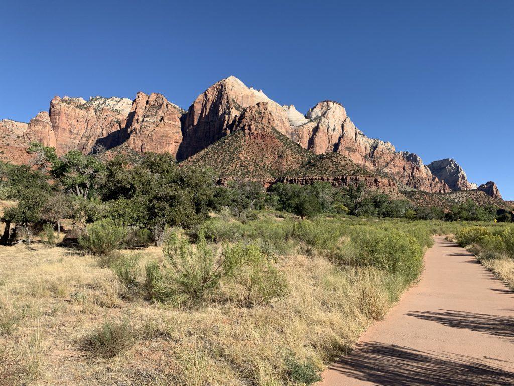 Zion Canyon Utah