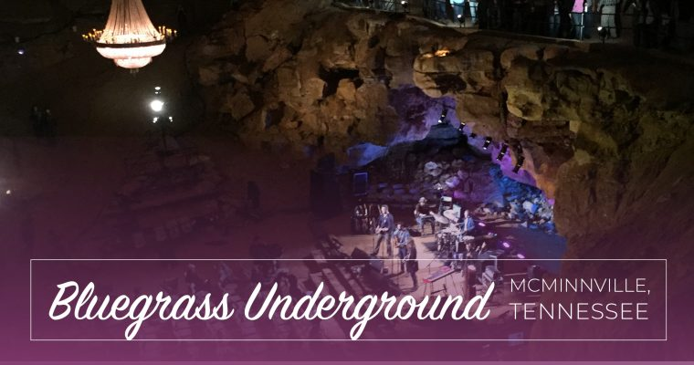 Bluegrass Underground: A Spiritual Music Experience Unlike Any Other