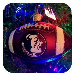 FSU Ornament
