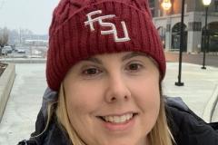 Repping FSU in the Snow