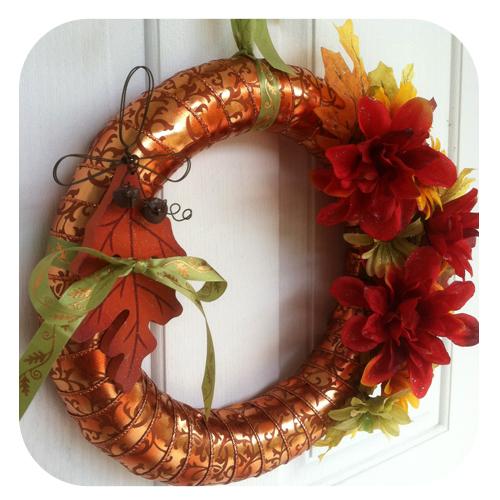 The Nana [Fall] Wreath