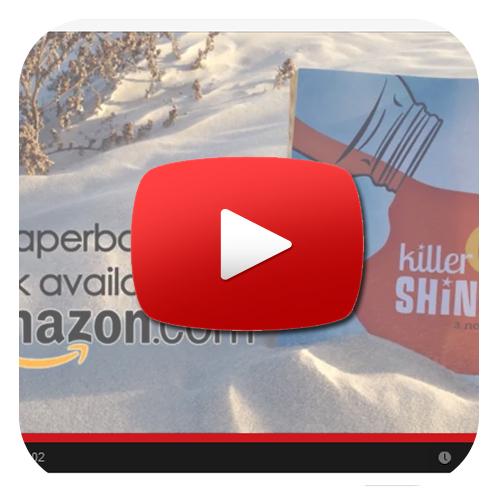 Killer Shine Book Trailer