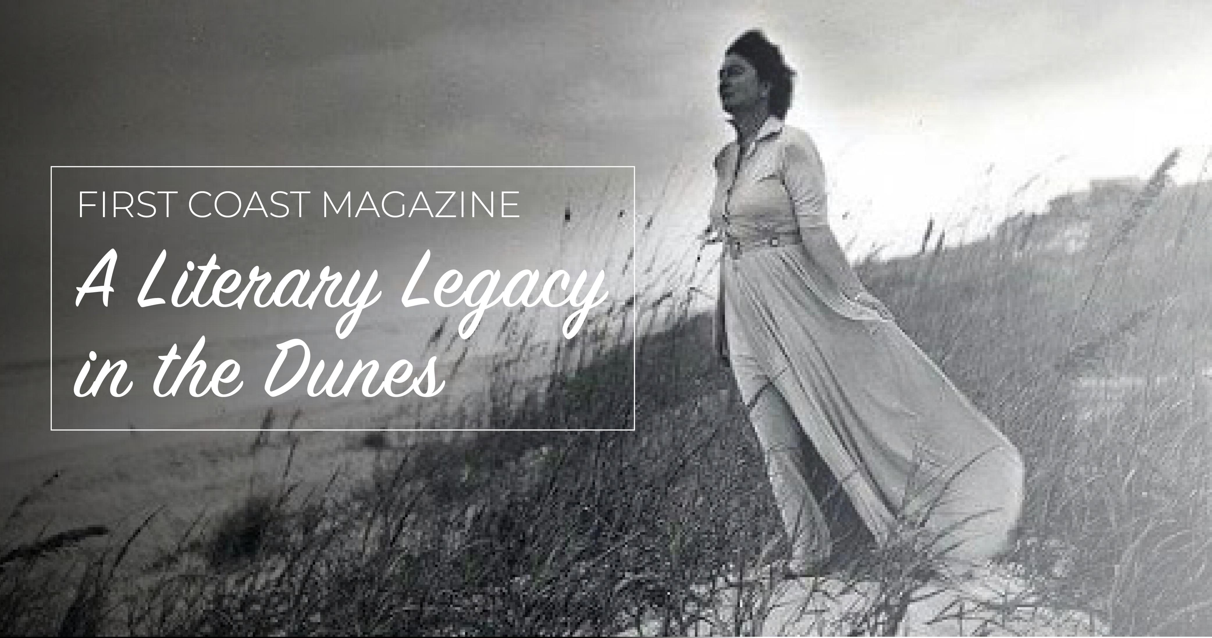 Marjorie Kinnan Rawlings: A Literary Legacy in the Dunes