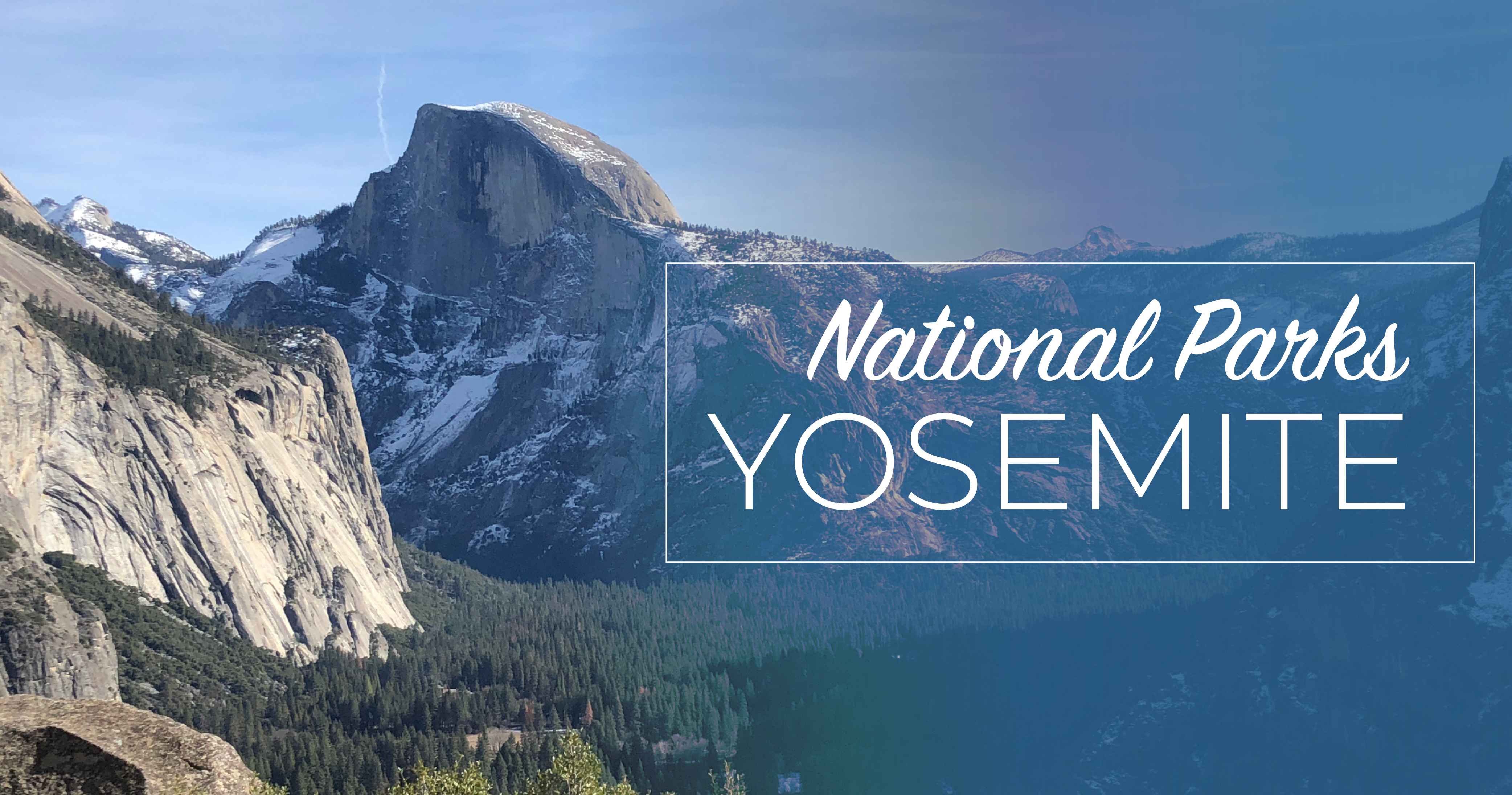 Yosemite National Park: 24 Hours in the Eternal Youth of Nature