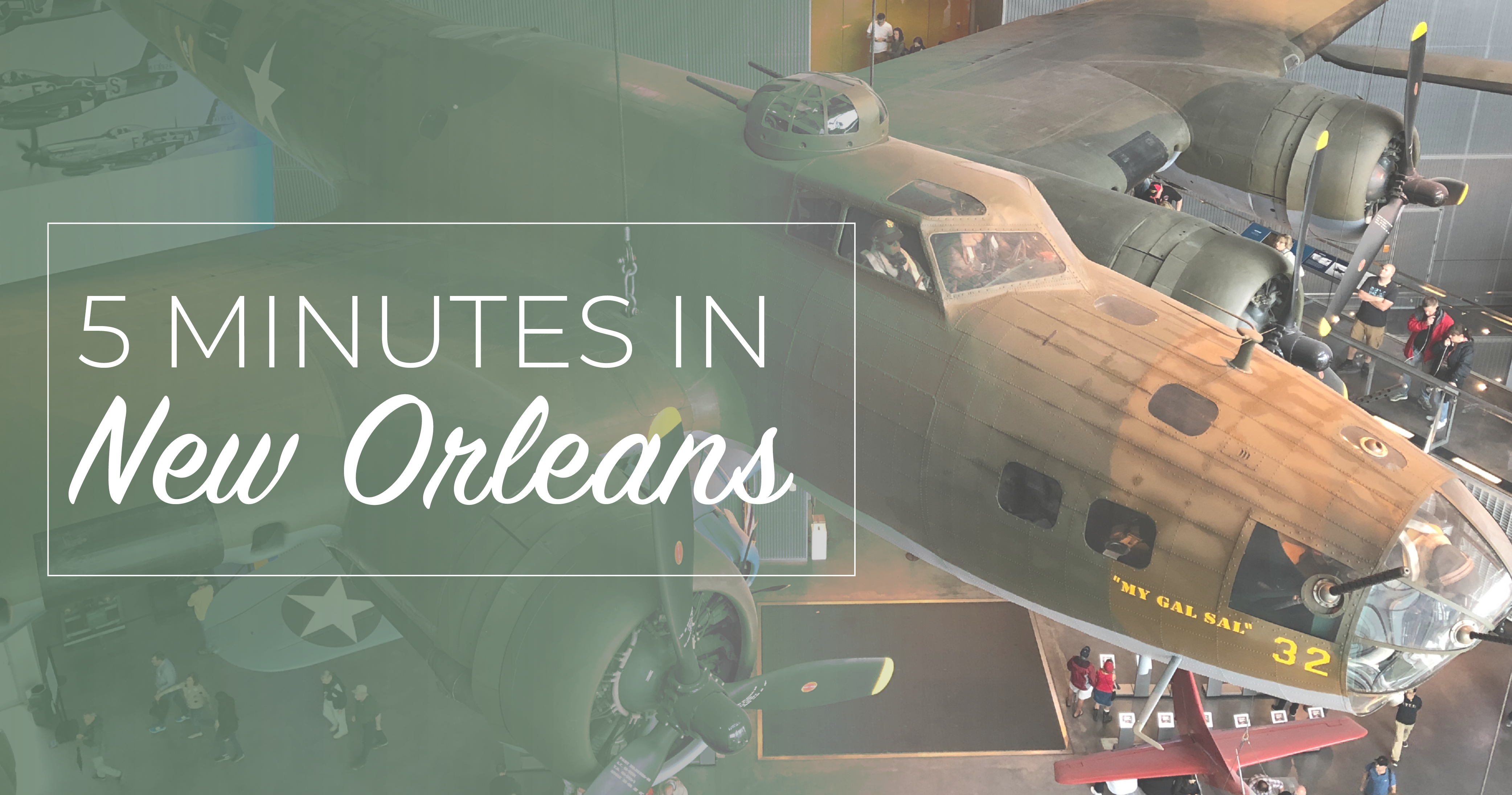 5 Minutes in New Orleans, Louisiana