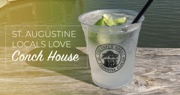St. Augustine Locals Love: Conch House