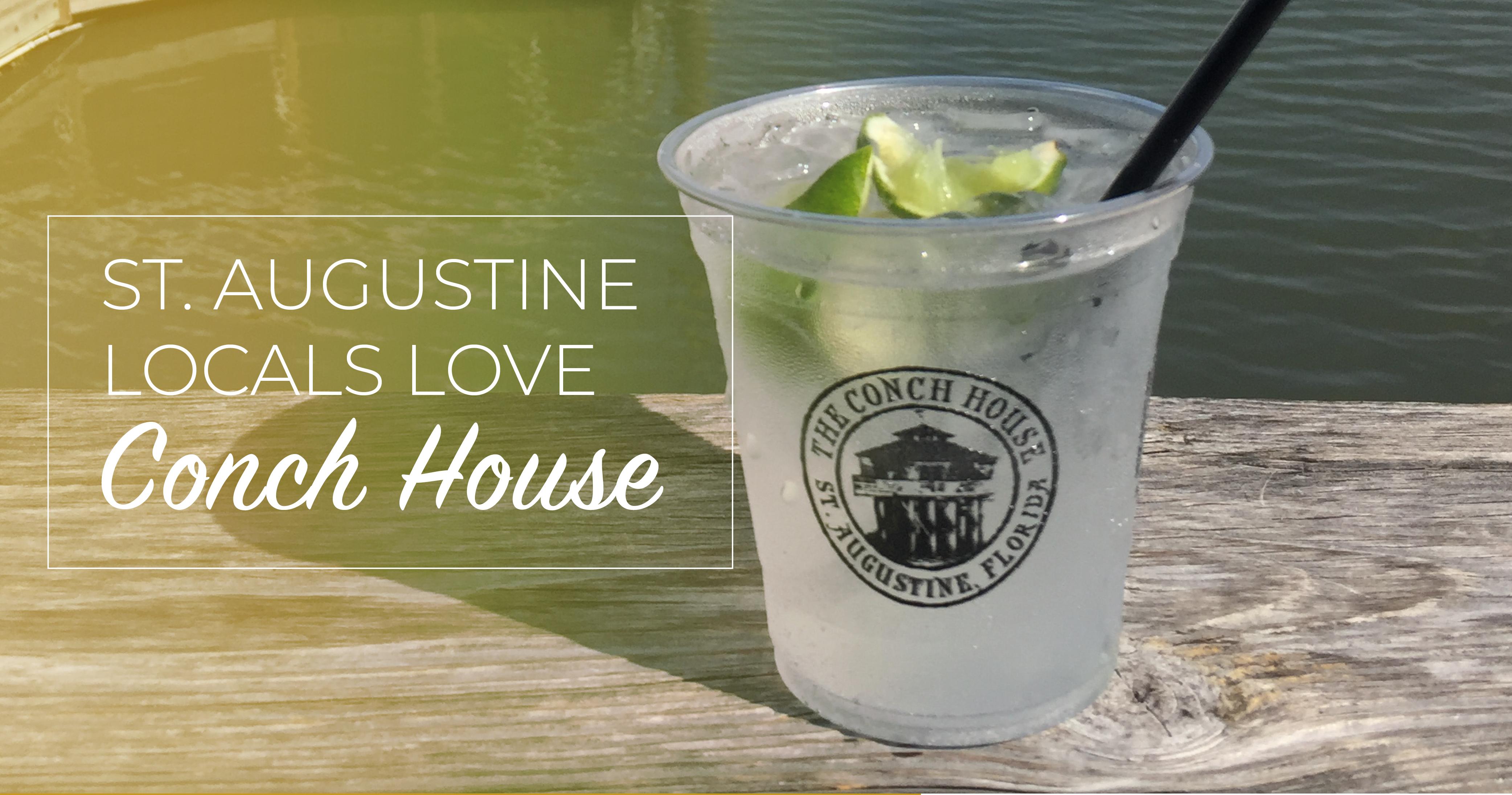 St. Augustine Locals Love: Conch House