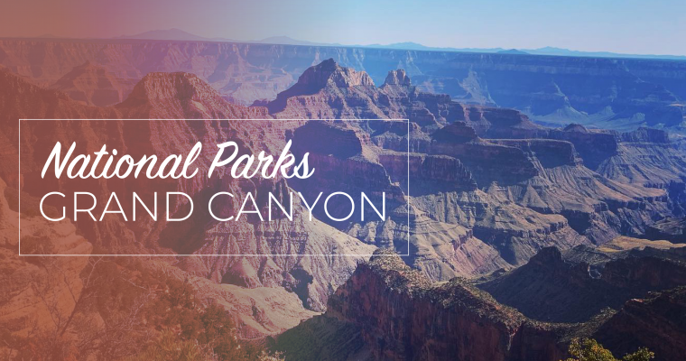 Grand Canyon National Park: Sights and Scenes from the North Rim